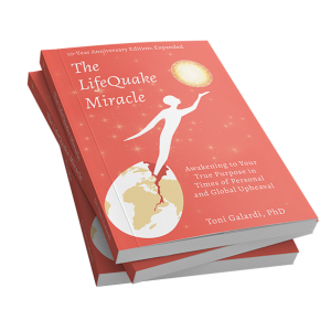 The LifeQuake Miracle: Awakening to Your True Purpose in Times of Personal and Global Upheaval E-Book